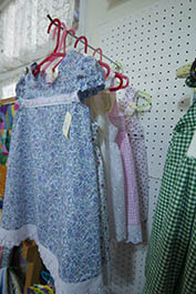 Handmade children's dresses