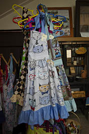 Hand made aprons